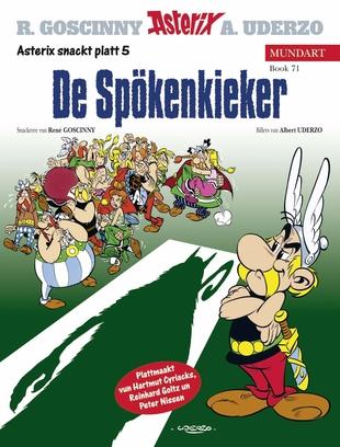 Asterix Mundart: 71 Platt 5 - Das Cover