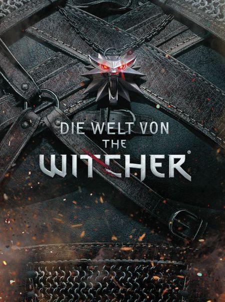 Die Welt von The Witcher - Das Cover