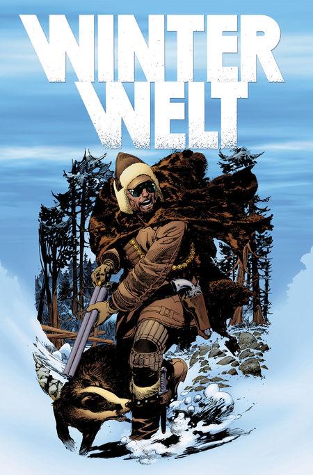 Winterwelt Classic: Winterwelt - Classic  - Das Cover