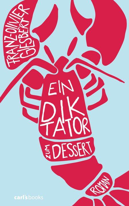 Ein Diktator zum Dessert - Das Cover