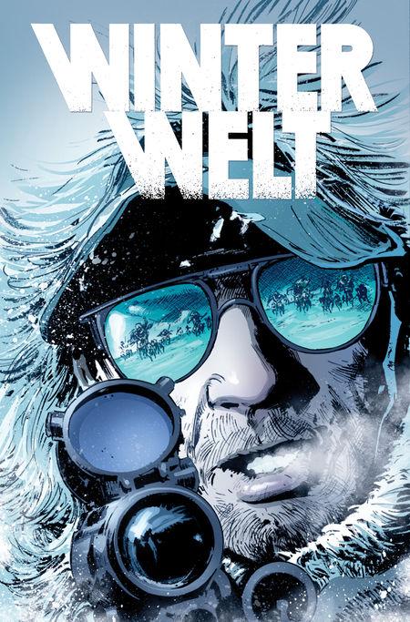 Winterwelt 1: Winterwelt 1  - Das Cover
