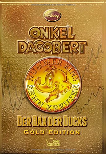 Onkel Dagobert: Der Dax der Ducks - Das Cover
