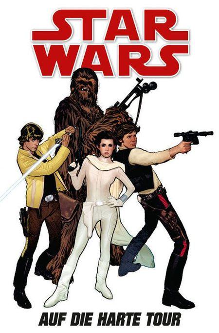 Star Wars Sonderband 86: Auf die harte Tour - Das Cover