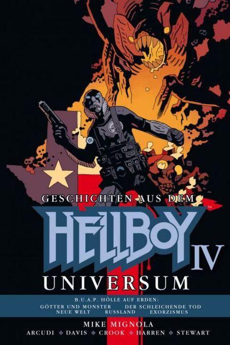 Hellboy : Geschichten aus dem Hellboy-Universum 4  - Das Cover