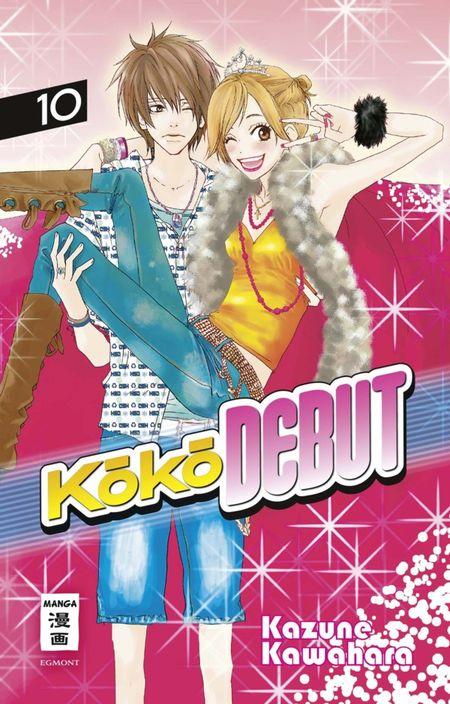 Koko DEBUT 10 - Das Cover