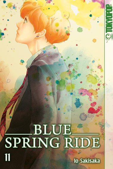 Blue Spring Ride 11 - Das Cover