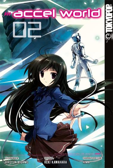 Accel World 2 - Das Cover