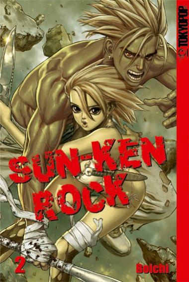 Sun-Ken Rock 2 - Das Cover
