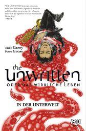 Unwritten 7: In der Unterwelt - Das Cover
