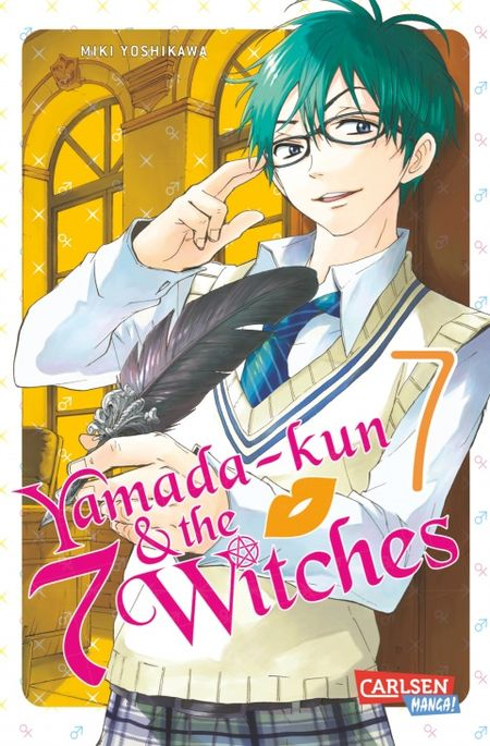 Yamada-kun & the 7 Witches 7 - Das Cover