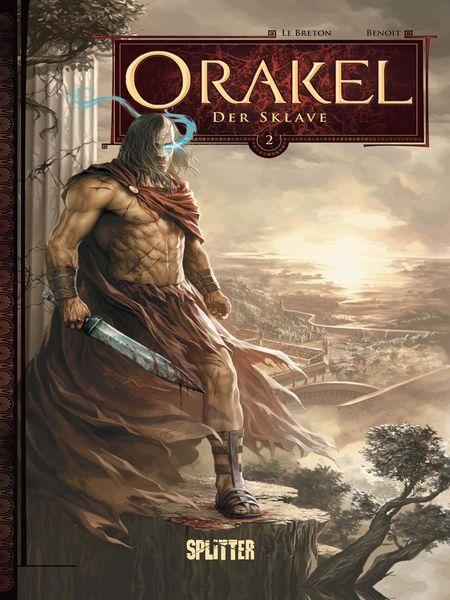 Orakel 2: Der Sklave - Das Cover