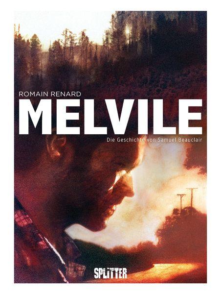 Melvile - Die Geschichte von Simon Beauclair - Das Cover