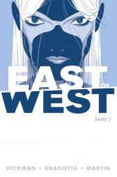 East of West 3 - Das Cover