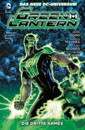 Green Lantern 3: Die dritte Armee - Das Cover