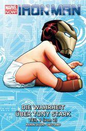 Iron Man Marvel Now Paperback 2: Die Wahrheit über Tony Stark 1  - Das Cover
