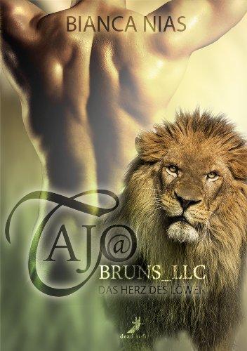 Tajo@Bruns_LLC: Das Herz des Löwen - Das Cover