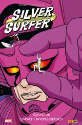 Silver Surfer 2: Galactus, einfach unverbesserlich! - Das Cover