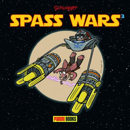 Star Wars: Spass Wars 3 - Das Cover