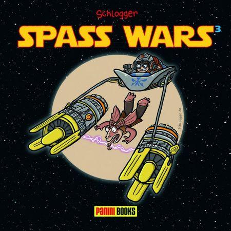 Star Wars: Spass Wars 3 - Das Cover