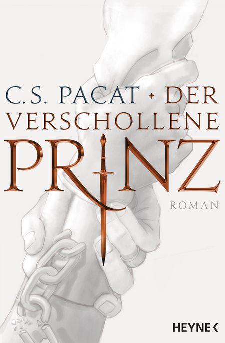 Der verschollene Prinz - Das Cover