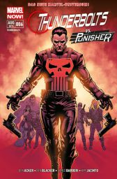 Thunderbolts 6: Punisher vs. Thunderbolts - Das Cover