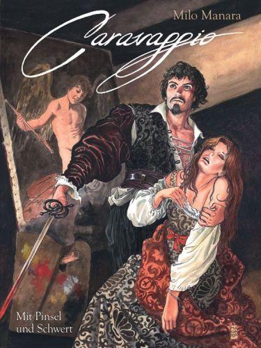 Caravaggio: Mit Pinsel und Schwert - Das Cover
