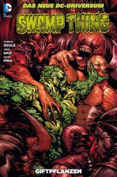 Swamp Thing 6: Giftpflanzen - Das Cover
