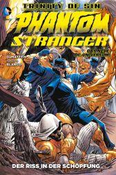 Phantom Stranger 2: Der Riss in der Schöpfung - Das Cover