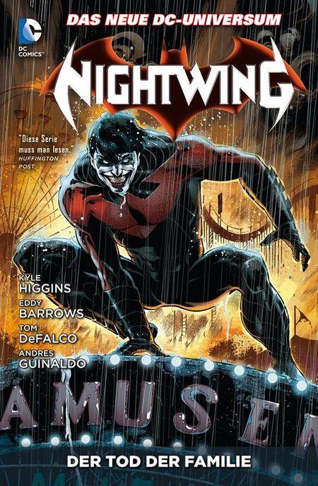 Nightwing 3: Der Tod der Familie - Das Cover