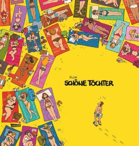 Schöne Töchter - Das Cover