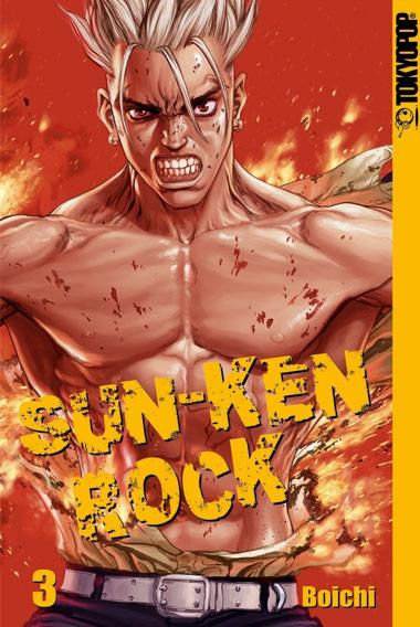Sun-Ken Rock 3 - Das Cover