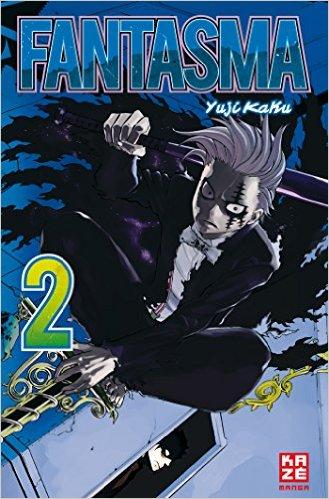 Fantasma 2 - Das Cover