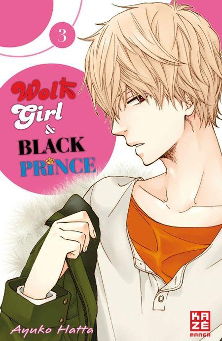 Wolf Girl & Black Prince 3 - Das Cover