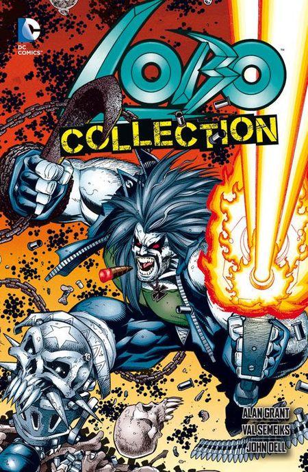 Lobo Collection 1 - Das Cover