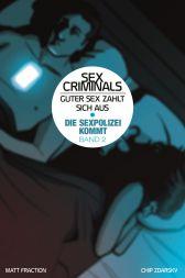 Sex Criminals - Guter Sex zahlt sich aus 2: Die Sexpolizei kommt - Das Cover