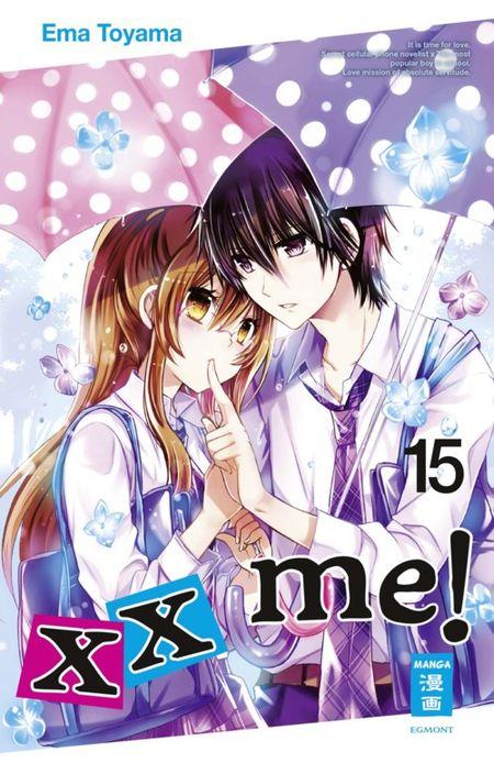 Xx me! 15 - Das Cover