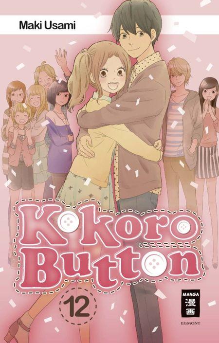 Kokoro Button 12 - Das Cover