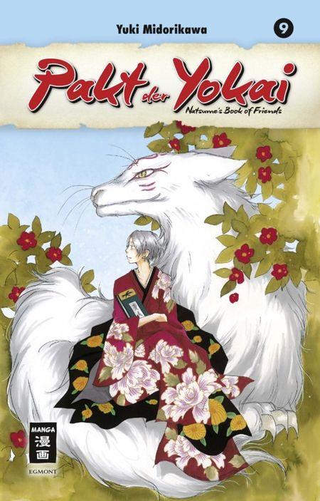 Pakt der Yokai 9 - Das Cover