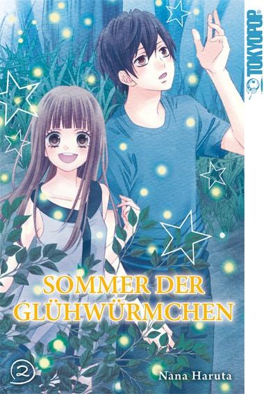 Sommer der Glühwürmchen 2 - Das Cover