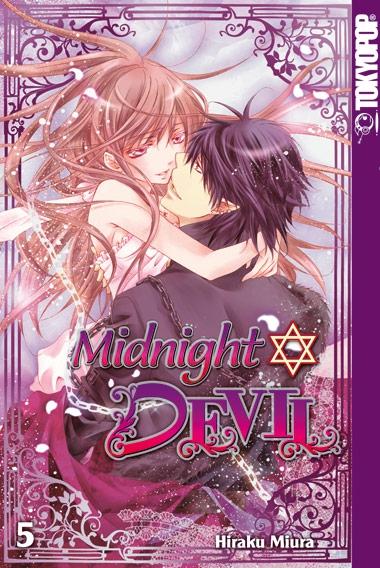 Midnight Devil 5 - Das Cover