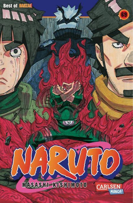 Naruto 69 - Das Cover