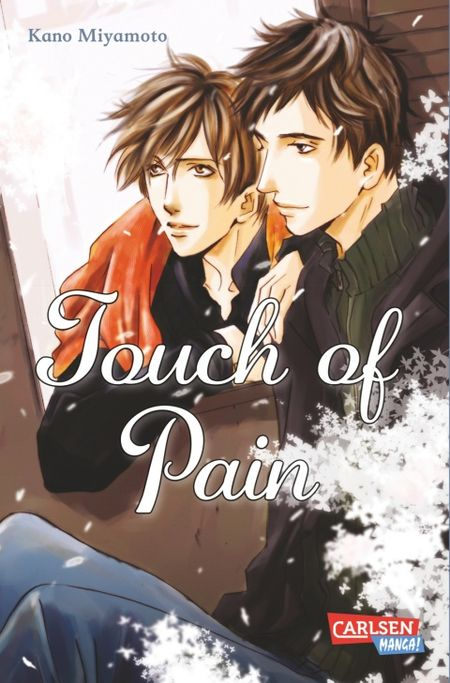 Touch of Pain - Das Cover