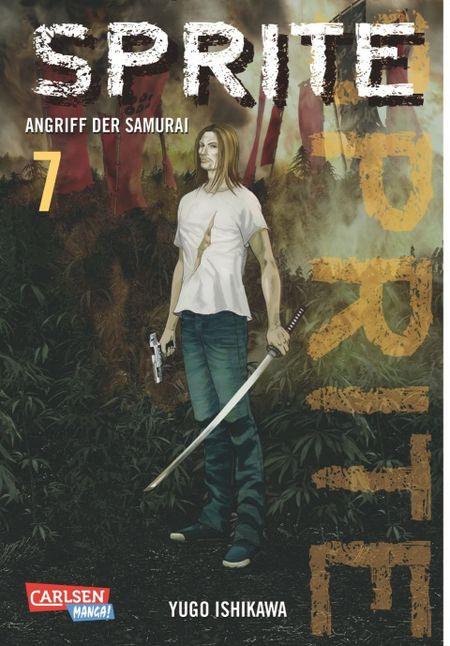 Sprite 7 - Das Cover