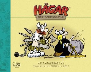 Hägar der Schreckliche Gesamtausgabe 26 - Das Cover