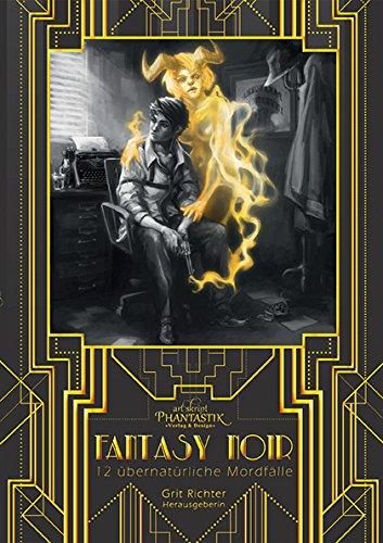 Fantasy Noir - Das Cover