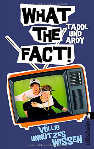 What the Fact! - Das Cover