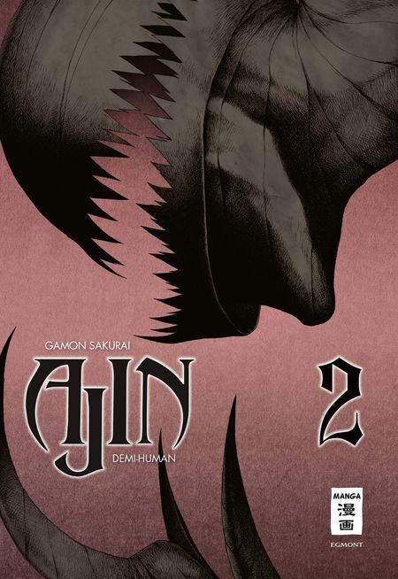 Ajin Demi-Human 2 - Das Cover