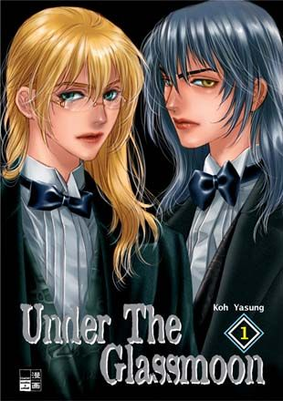 Under The Glassmoon 1 - Das Cover