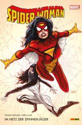 Spider-Woman 1: Im Netz der Spinnenjäger - Das Cover