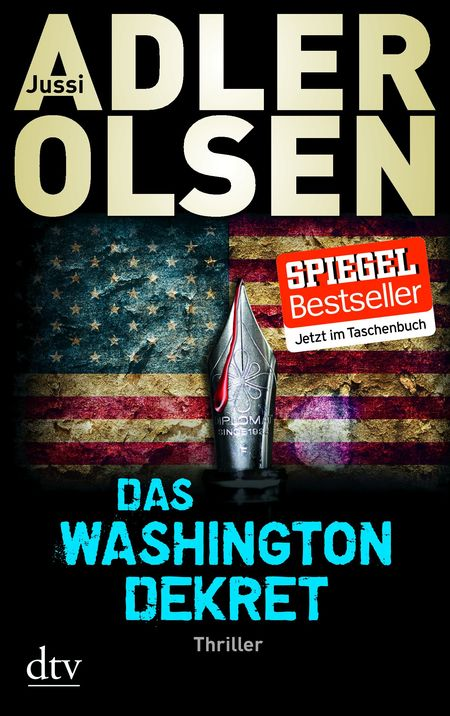Das Washington-Dekret - Das Cover